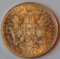 Rakousko STAV 1 Fl 1879