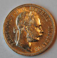 Rakousko STAV 1 Fl 1882
