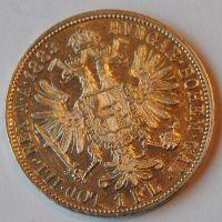 Rakousko STAV 1 Fl 1883