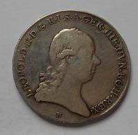 Rakousko Tolar  1792H Leopold ll.