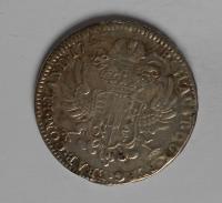 Rakousko Tolar-Brusel 1763 M. Terezie