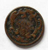 Rakousko-Vídeň 1 Krejcar 1763W František Lotrinský