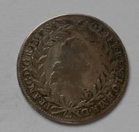 Rakousko-Vídeň 20 Krejcar 1764W František Lotrinský