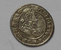 Slezsko-Břeh 1 Krejcar 1701 Leopold I. STAV!