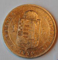 Uhry 1 Fl 1879 KB