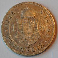 Uhry 1 Fl 1883 KB