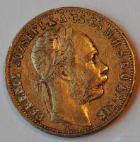 Uhry 1 Fl 1887 KB