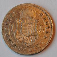 Uhry 1 Fl 1892 KB