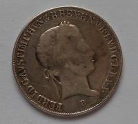 Uhry 20 Krejcar 1843B Ferdinand V.