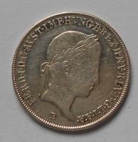 Uhry  20 Krejcar 1845B Ferdinand V.