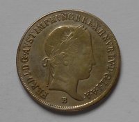 Uhry  20 Krejcar 1848B Ferdinand V.