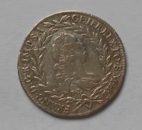 Uhry-SKPD 20 Krejcar 1765 František Lotrinský