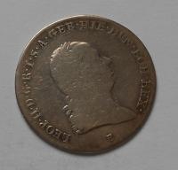Uhry 1/4 Tolar 1791B Leopold ll.