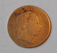 Uhry VALTO PENZ 20 Krejcar 1870 KB