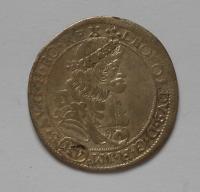 Uhry  XV. Krejcar 1691 Leopold I.