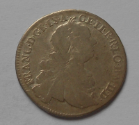 Uhry  XV. Krejcar 1750KB František Lotrinský