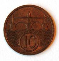 ČSR 10 Haléř STAV 1932