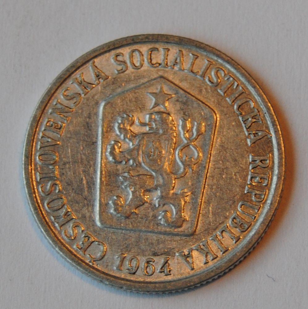 ČSSR 10 Haléř 1964