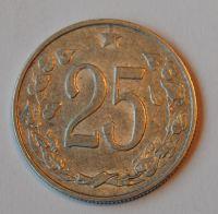 ČSSR 25 Haléř 1964