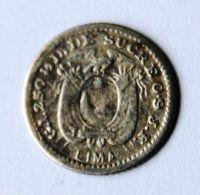 Ekvádor 1/2 D. 1897