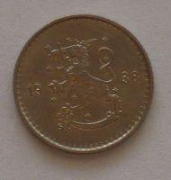 Finsko 25 Penia 1938