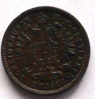 Rakousko 1 Haléř 1891