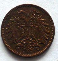 Rakousko 1 Haléř 1896