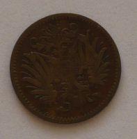 Rakousko 1 Haléř 1897