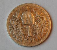 Rakousko 1 Koruna 1896
