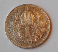 Rakousko 1 Koruna 1899, STAV!