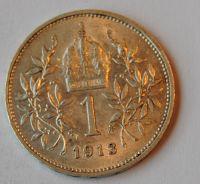 Rakousko 1 Koruna 1913