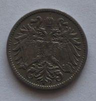 Rakousko 10 Haléř 1911