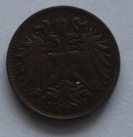 Rakousko 2 Haléř 1894