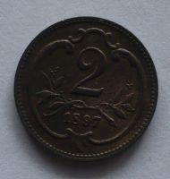 Rakousko 2 Haléř 1897