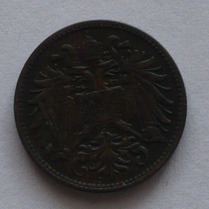 Rakousko 2 Haléř 1903