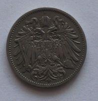 Rakousko 20 Haléř 1907