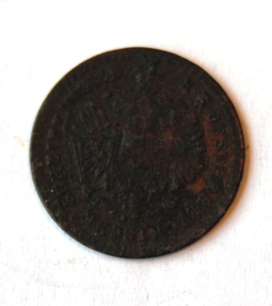 Rakousko 5/10 Krejcar 1858 B