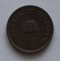 Uhry 2 Filler 1909 KB, STAV!