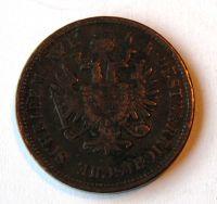 Uhry 4 Krejcar 1861 B