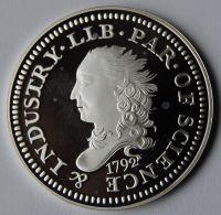 USA Half DISME 1792 Ag - novoražba
