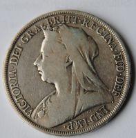 V.Británie 1 Cronen 1896 Viktorie