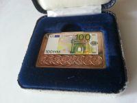 1 uncová medaile Ag, 100 Euro, originál etue, Německo