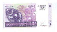 1000 Ariary, 2004, Madagaskar