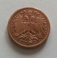 2 Haléř, 1897, Rakousko