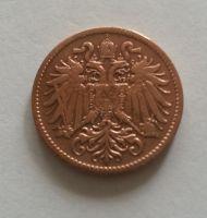 2 Haléř, 1902, Rakousko