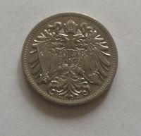 20 Haléř, 1907, Rakousko