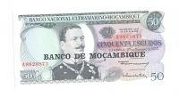 50 Escudos, 1970, Mozambik