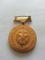50 let požární ochrany 1918-68, ČSSR