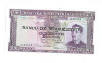 500 Escudos, 1967,  Mozambik
