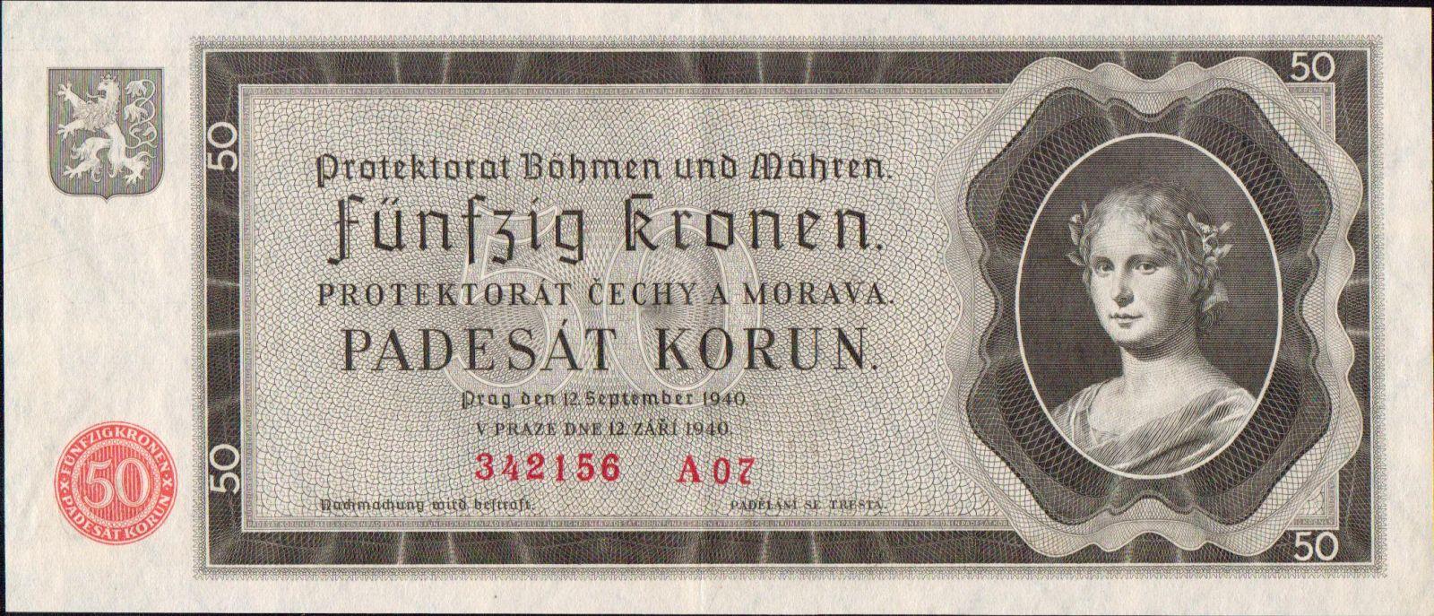 50K/1940/, stav 1, série A 07